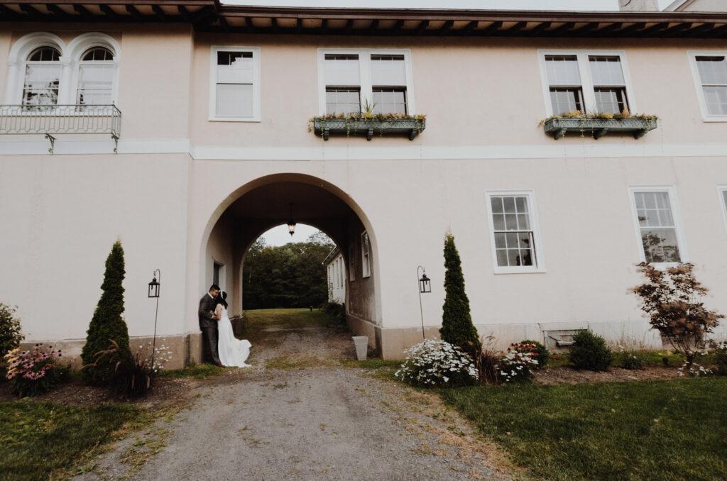 Location per ricevimento di nozze
