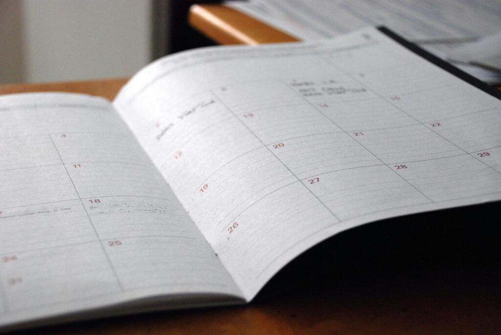 Scelta della data del matrimonio