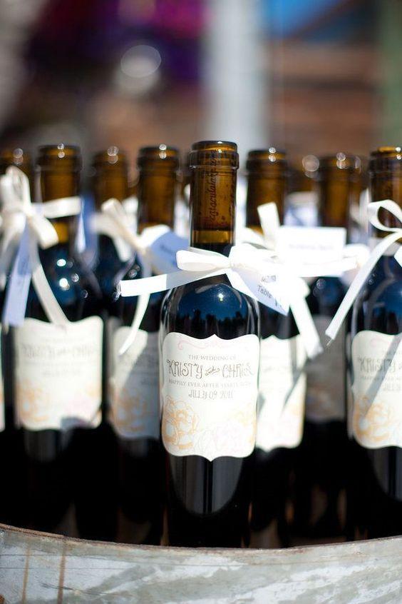 Bomboniere gastronomiche vino