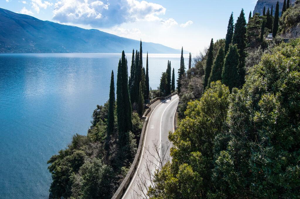 Viaggio di Nozze in Italia sul Lago di Garda