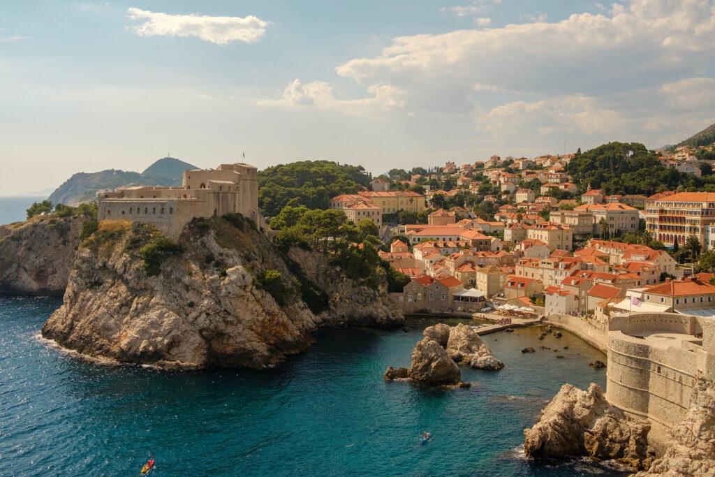 Viaggio di nozze economico in Croazia