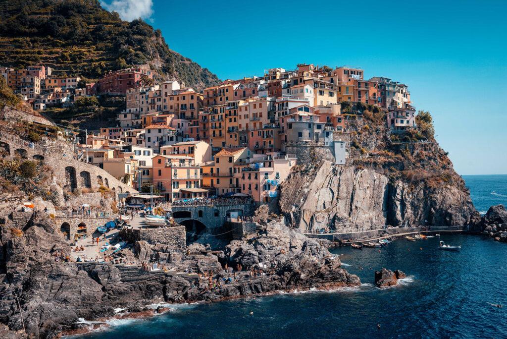 Viaggio di nozze alle Cinque Terre