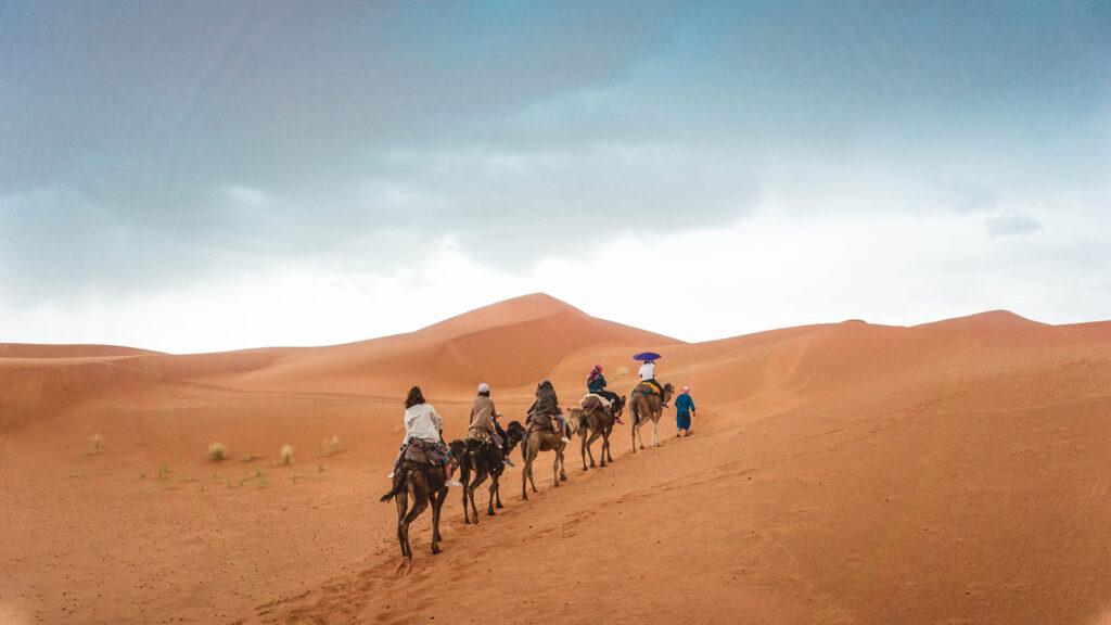 Viaggi di nozze in Marocco